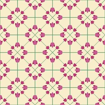 Fond de motif symétrique