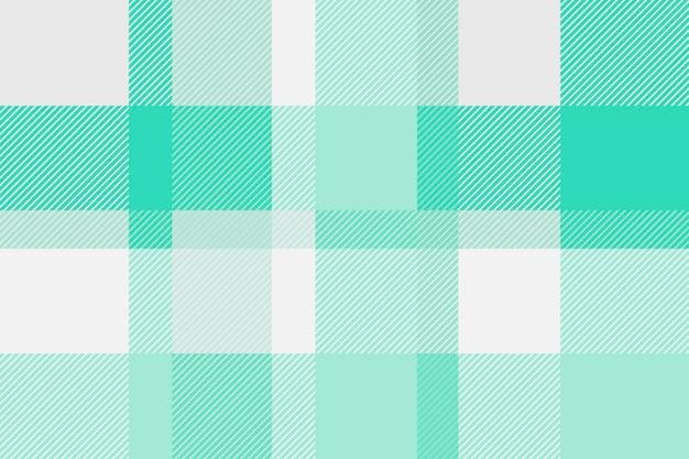 Fond à motifs écossais vert