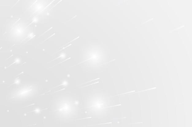 Fond à motifs d'étoile filante