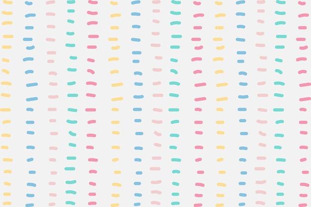 Fond à motifs pastel