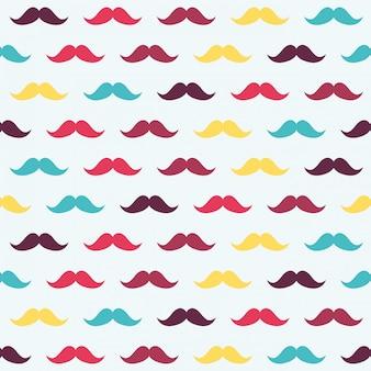 Fond de moustache