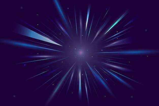 Fond de mouvement de vitesse de gradient