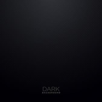 Fond noir avec rayures diagonales