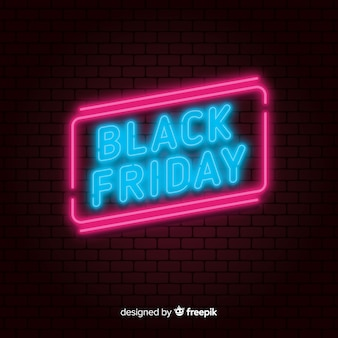 Fond noir vendredi vendredi