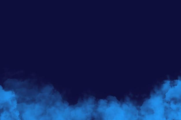 Fond nuageux foncé