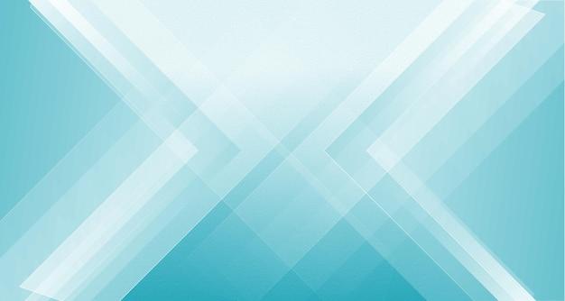 Fond d'ombre futuriste abstrait bleu