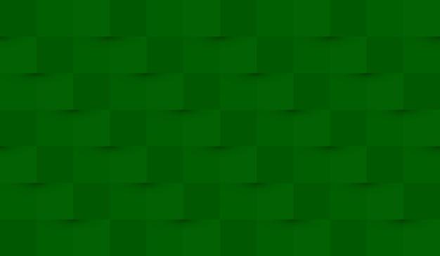 Fond de papier abstrait avec des ombres et des couleurs vertes