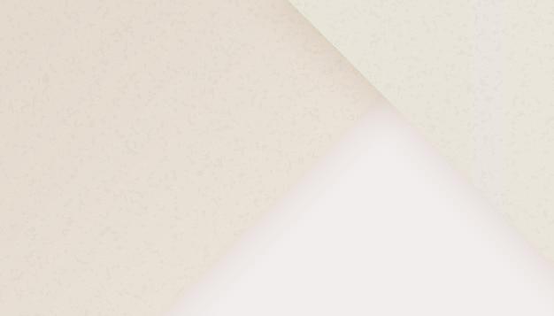 Fond de papier beige avec espace de copie. illustration de papier peint de vecteur de couleur neutre.