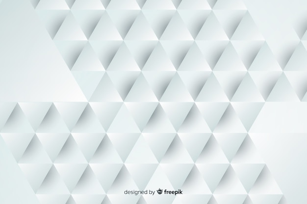 Fond de papier de forme géométrique