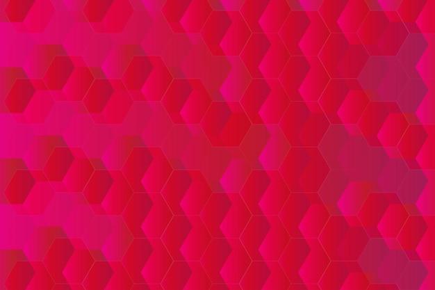 Fond de papier peint en velours rouge géométrique abstrait moderne