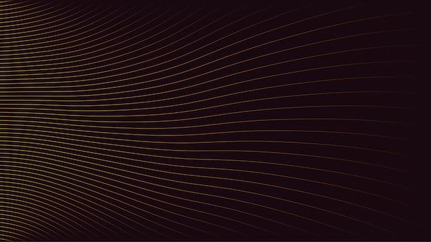 Fond de particules d'or