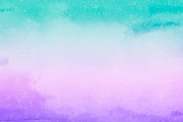 Fond pastel aquarelle