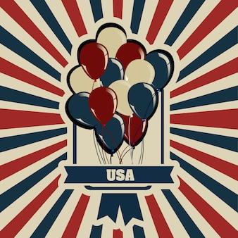 Fond de patriote