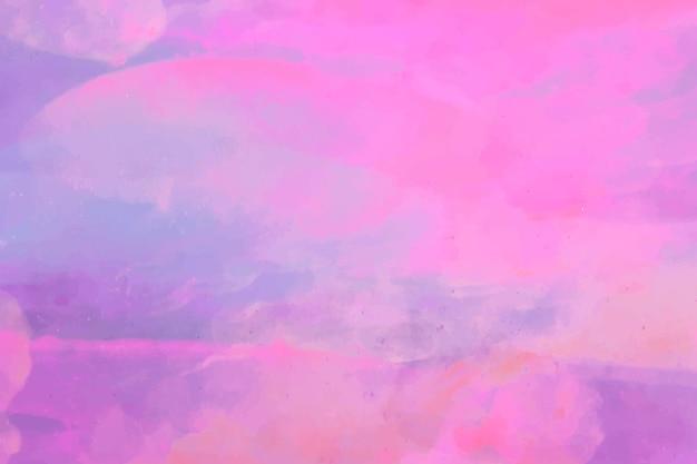 Fond peint à l'aquarelle abstraite