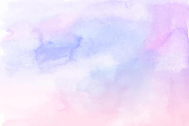Fond peint aquarelle pastel