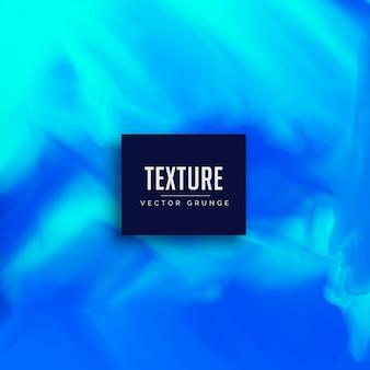 Fond de peinture aquarelle bleu élégant