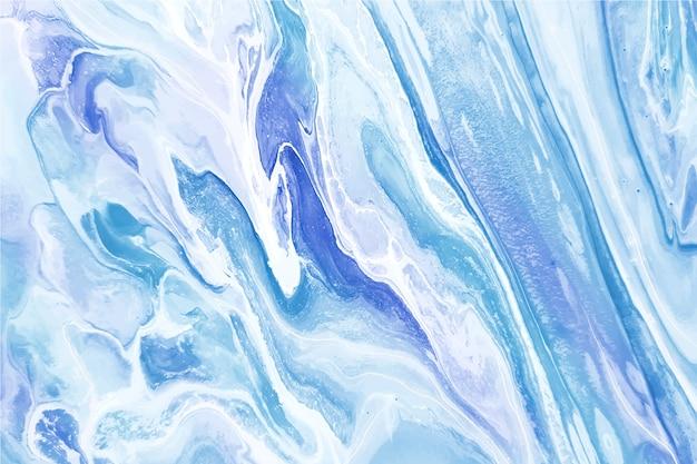 Fond de peinture de marbre abstrait