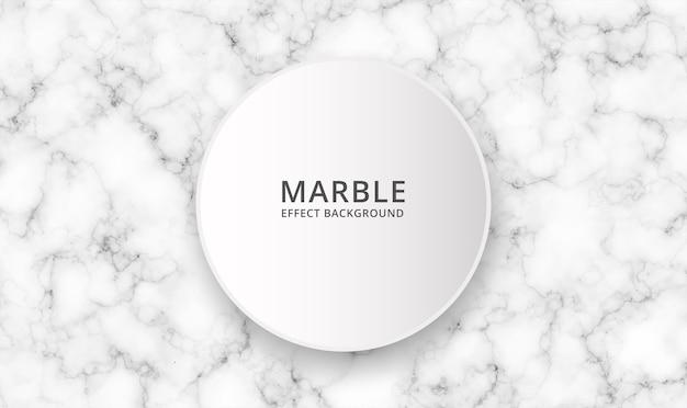 Fond de pierre de marbre blanc