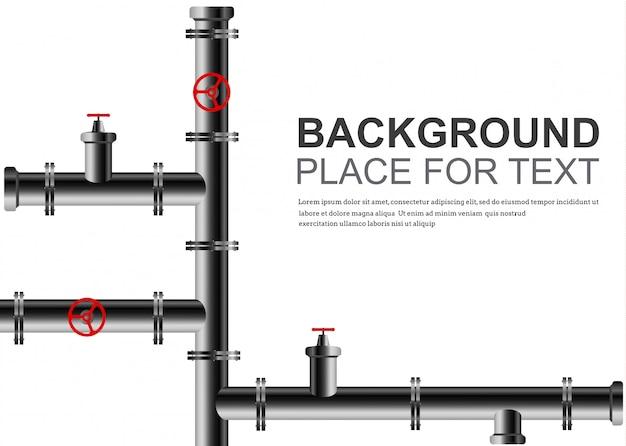 Fond de pipeline