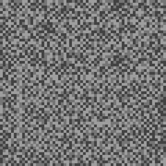 Fond de pixels monochromes