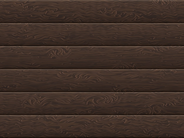 Fond de planches de bois foncé naturel. modèle de texture bois. et comprend également
