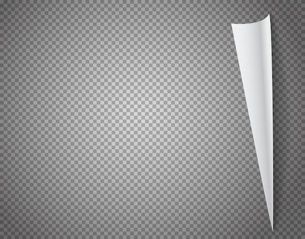Fond avec pliage de papier