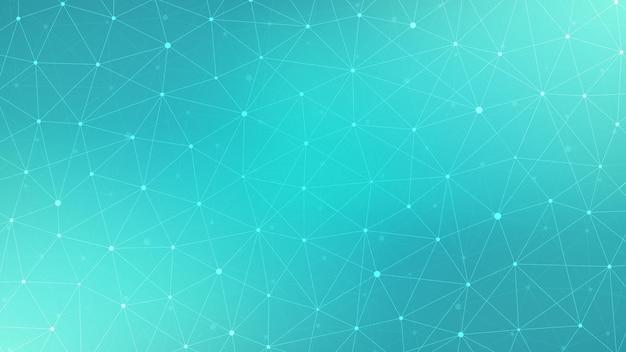 Fond de polygone abstrait ou texture de grille. motif géométrique.