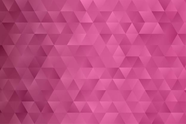Fond de polygone géométrique. fond d'écran diamant. motif élégant