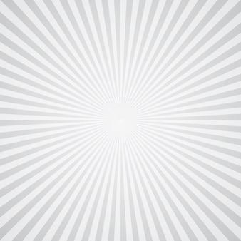 Fond de rafale de couleur blanche