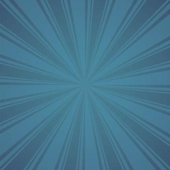 Fond de rafale de couleur bleue