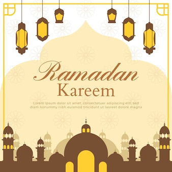 Fond de ramadhan