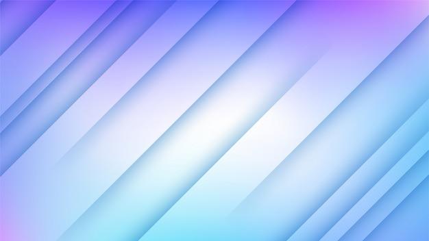 Fond de rayures colorées. composition de formes dynamiques.
