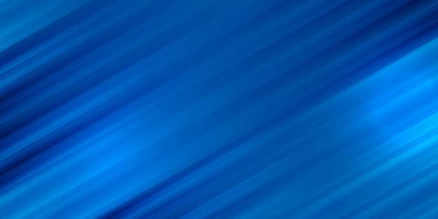 Fond de rayures géométriques diagonales bleues