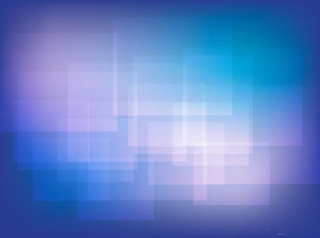 Fond de rectangles de superposition