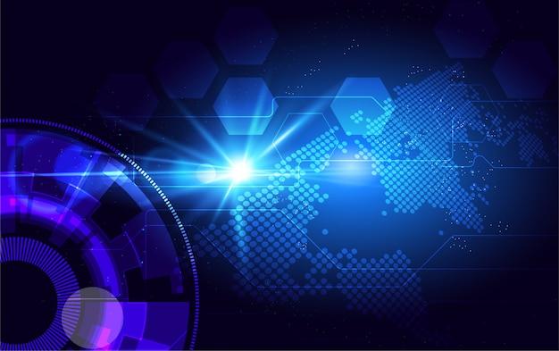Fond de réseau