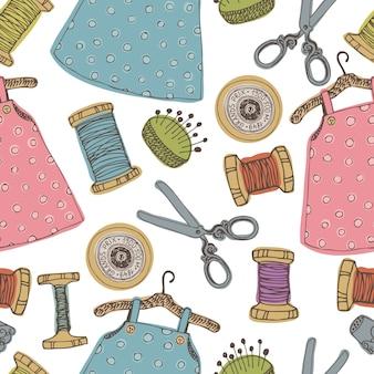 Fond de robe de bébé