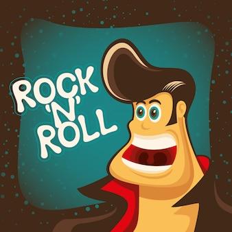 Fond de rock and roll