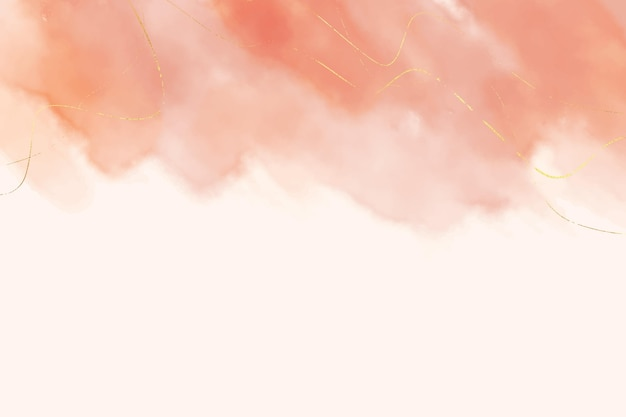 Fond rose abstrait aquarelle