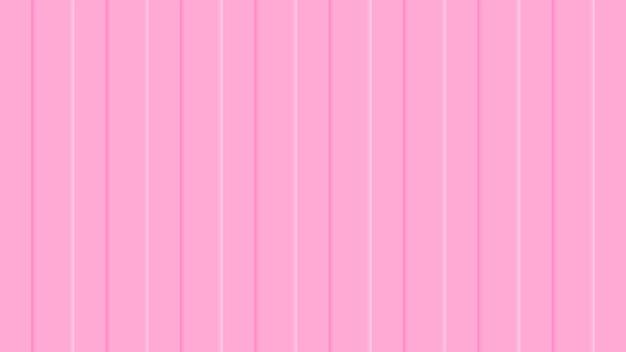 Fond rose moderne dans le style de lignes verticales.