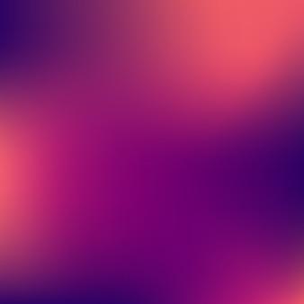 Fond rose et violet flou