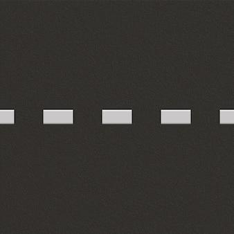 Fond de route avec texture d'asphalte.