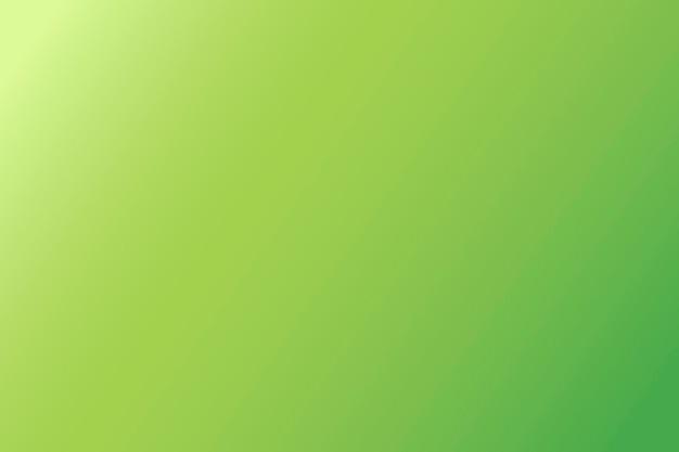 Fond simple vert ombré