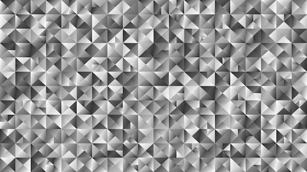 Fond de site web dégradé géométrique abstrait triangle polygonale