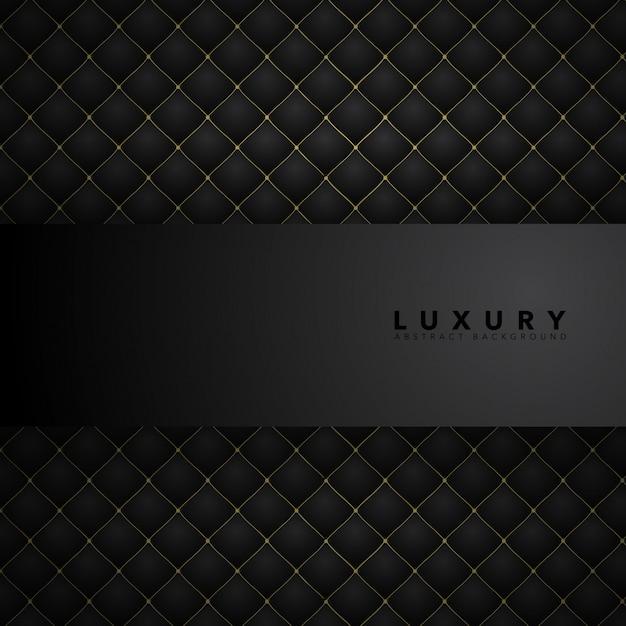 Fond sombre de luxe