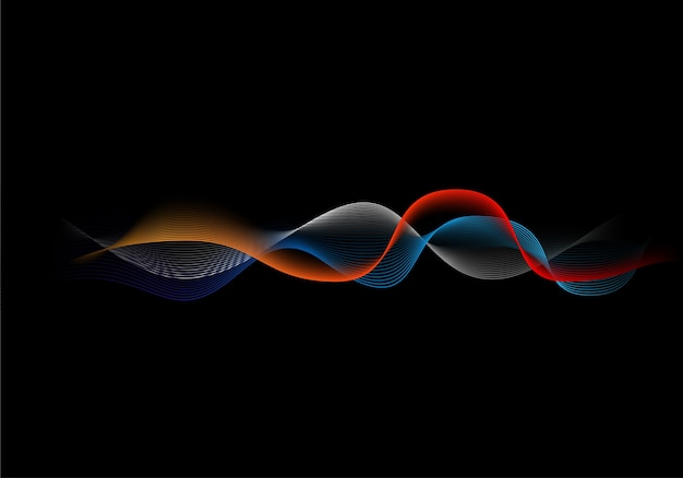 Fond sonore égaliseur