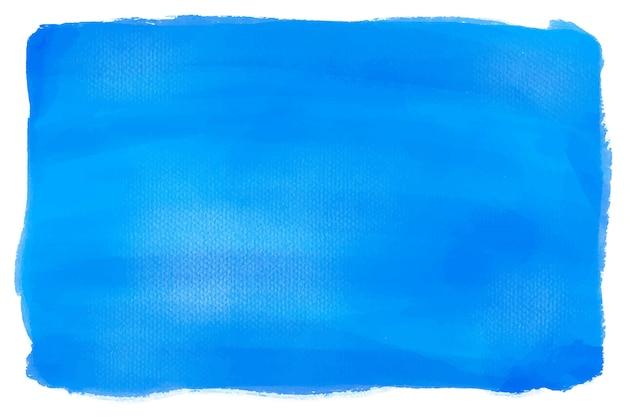 Fond de splash belle tache aquarelle