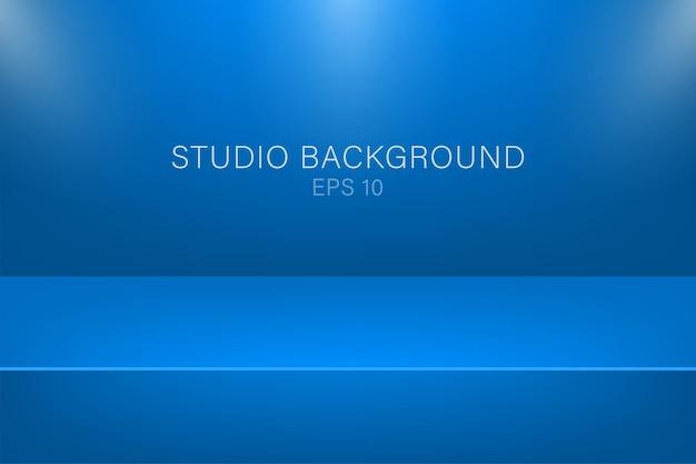 Fond de studio moderne, grand design pour toutes les fins