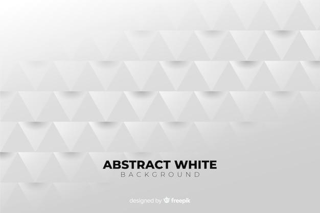 Fond de style de papier 3d
