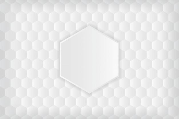 Fond de style de papier 3d.