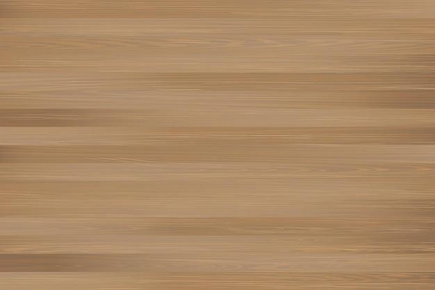 Fond de table en bois de vecteur réaliste vue de dessus plancher en bois texture de chêne brun avec des rayures
